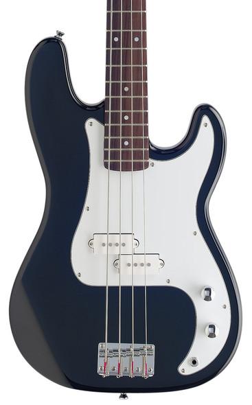 Stagg P300-BK Standard P Bass Guitar, Black