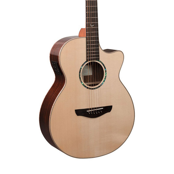 Faith FVHG-PERC Hi-Gloss Venus Percussive Electro Acoustic Guitar