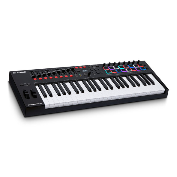 M-Audio Oxygen Pro 49 USB MIDI Performance Controller Keyboard