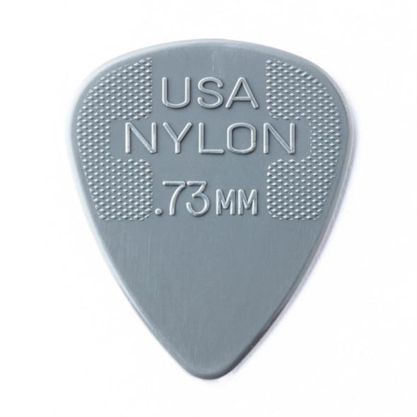 Dunlop Nylon Standard Picks .73mm, 12 Pack