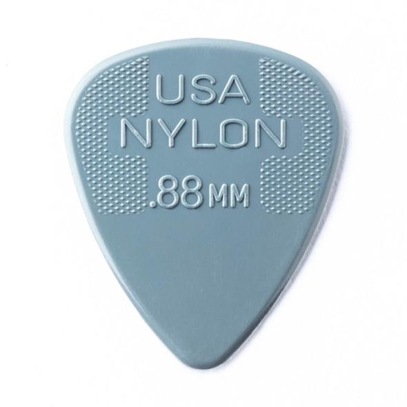 Dunlop Nylon Standard Picks .88mm, 12 Pack