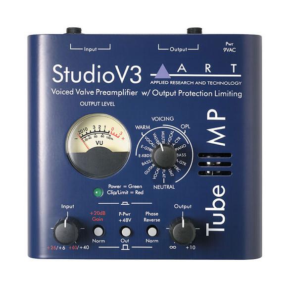ART Tube MP Studio V3 Microphone Pre-Amp (ex-display)