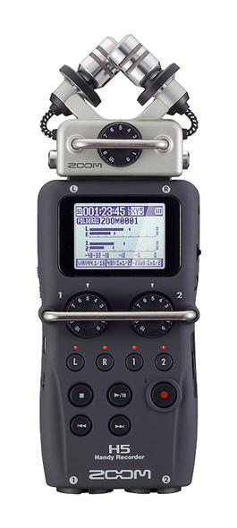 Zoom H5 Portable Digital Recorder  (b-stock)