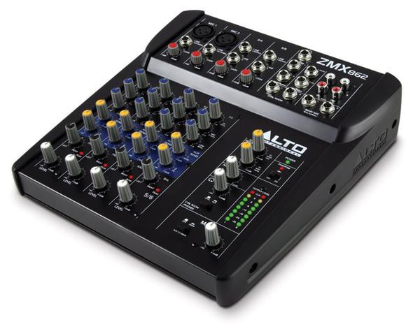 Alto ZEPHYR ZMX862 6 Channel Compact Mixer