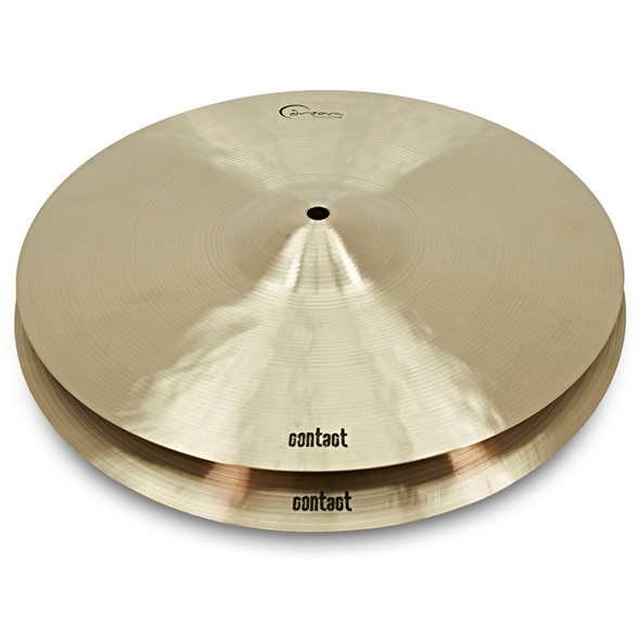Dream Cymbal Contact Series Hi-Hat Cymbals, 15 inch