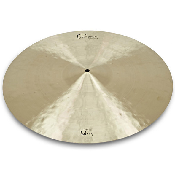 Dream Cymbal Vintage Bliss Series Crash/Ride Cymbal, 17 inch
