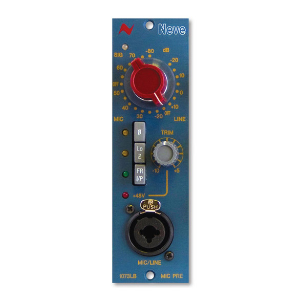AMS Neve 1073LB 500-series Mono Mic Preamp Module