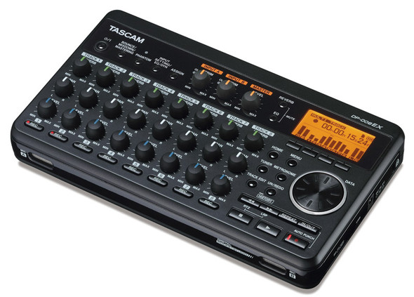 Tascam DP-008EX 8 Track Digital Pocketstudio