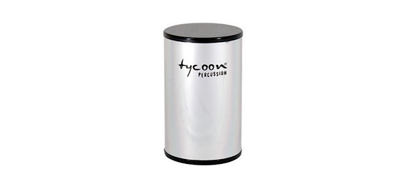Tycoon 3 Inch Chrome Plated Aluminum Shaker