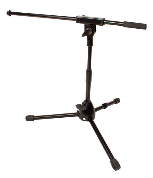 Ultimate JamStands JS-MCFB50 Low Profile Mic Stand w/Boom