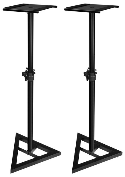 Ultimate JamStands JS-MS70 height adjustable monitor stands (pair)