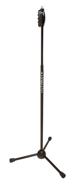 Ultimate Support Live-T straight microphone stand, tripod base