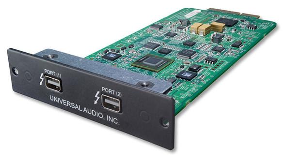 Universal Audio Apollo Thunderbolt 2 Option Card (Mac/Win)
