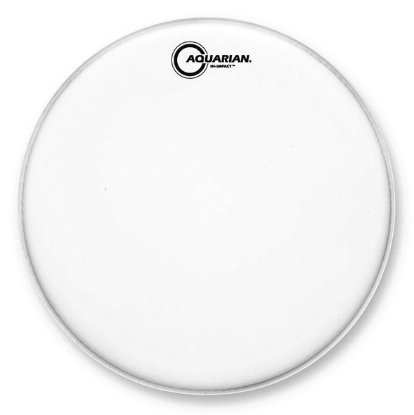 Aquarian HIP14W 14 Inch Hi-Impact Coated Snare Drum Head