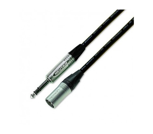 VDC 101-306-300 2m Balanced Jack to Male XLR Cable