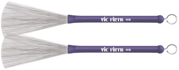 Vic Firth Heritage Brushes (Pair)