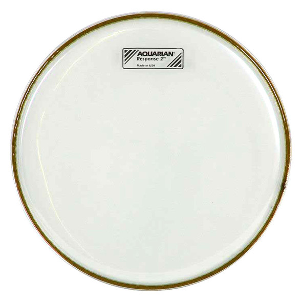 Aquarian TCRSP208 Texture Coated Response 2 8 Inch Drum Head