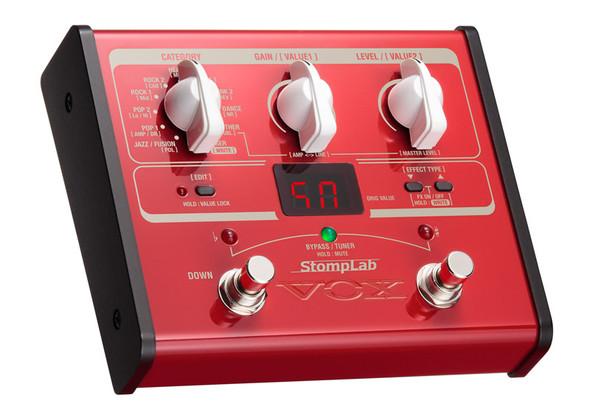 Vox StompLab SL1B Bass Multi FX Pedal