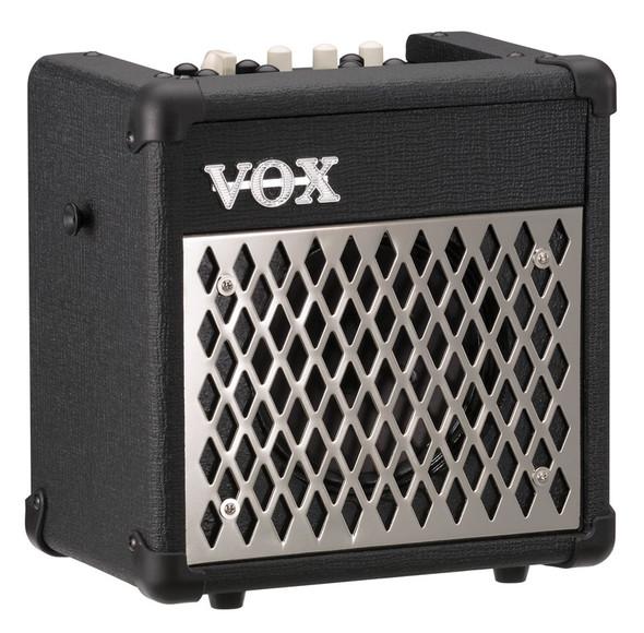 Vox MINI5 Rhythm Modelling Guitar Amp with Rhythms (Black)