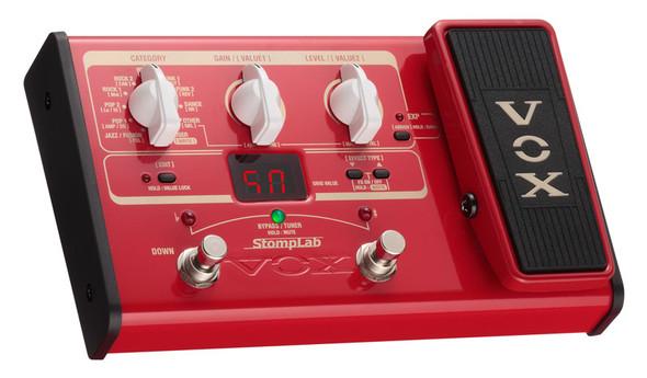 Vox StompLab SL2B Bass Multi FX Pedal