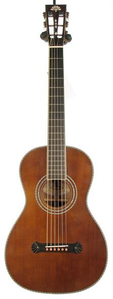 Washburn R319SWK Acoustic Guitar, Aged Natural Finish