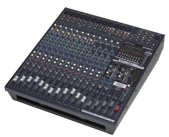 Yamaha EMX5016CF powered mixer with compression & FX