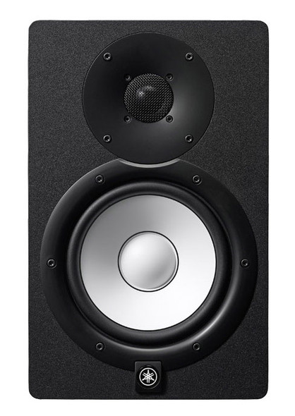 Yamaha HS7 Active Studio Monitor (Single, Black)