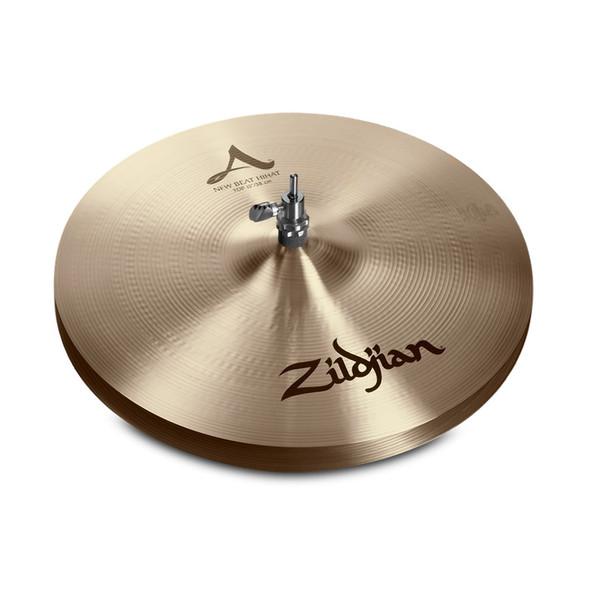 Zildjian A Zildjian 15 Inch New Beat Hi Hat Cymbals, Pair