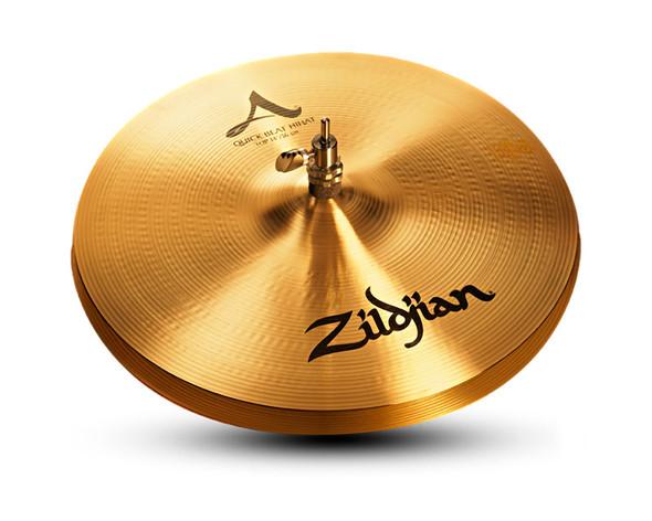 Zildjian A Zildjian 14 inch Quick Beat Hi Hat Cymbals