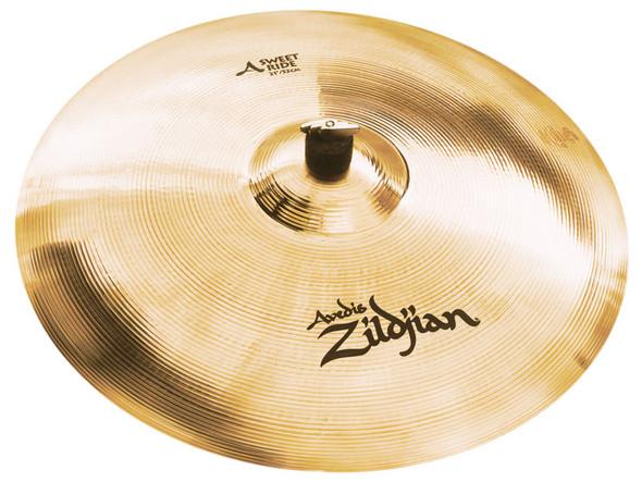 Zildjian A 21 Inch Brilliant Sweet Ride Cymbal