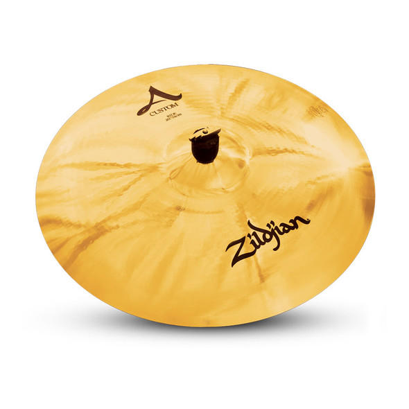 Zildjian A Custom 20 Inch Brilliant Ride Cymbal