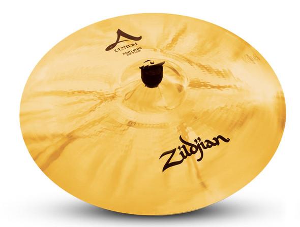 Zildjian A Custom 20 Inch Ping Ride Cymbal, Brilliant Finish