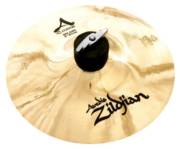 Zildjian A20540 Custom 8-Inch Splash Cymbal