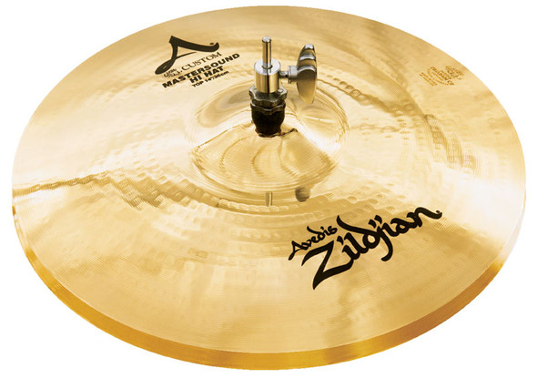 Zildjian A Custom Mastersound 14-Inch Hi Hat Cymbals