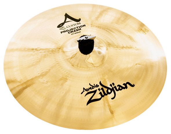 Zildjian A Custom 17 Inch Projection Crash Cymbal