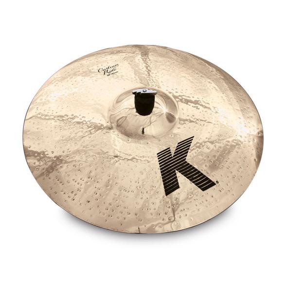 Zildjian K Custom Brilliant Finish 20 inch Ride Cymbal