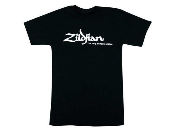 Zildjian T shirt - Classic Black - Medium