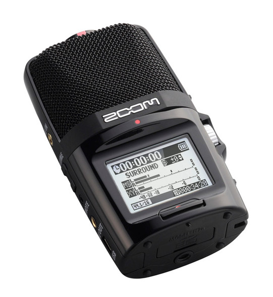 Zoom H2n Portable Stereo Mid-Side Recorder