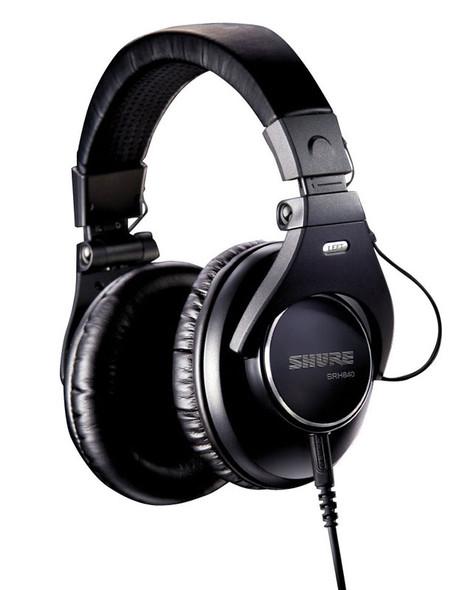 Shure SRH840 reference studio headphones  (As New)