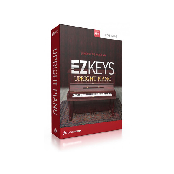 Toontrack Ezkeys Upright Pianos Virtual Piano
