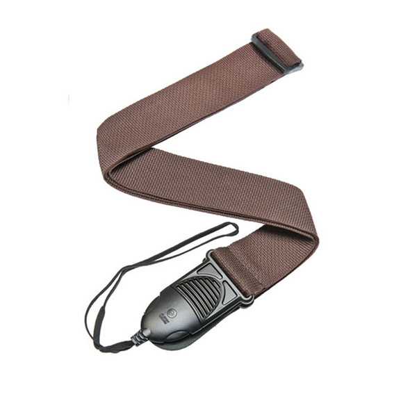 Planet Waves PWSPA209 Quick Release Acoustic Guitar Strap, Brown