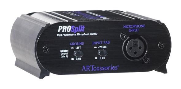 ART ProSplit Transformer Isolated Mic Splitter