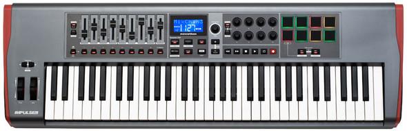 Novation Impulse 61 Controller Keyboard   (ex-display)