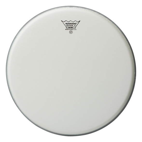 Remo VA-0112-00 12 Inch Vintage Coated Ambassador Drum Head