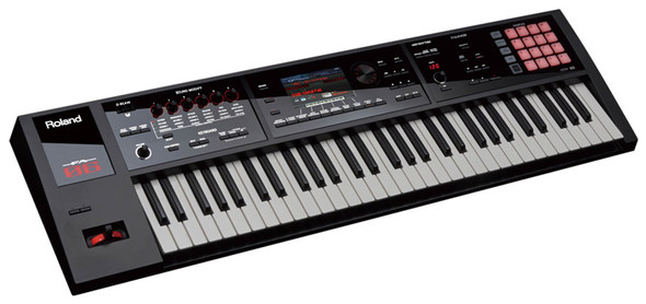 Roland FA-06 61 note Workstation Synthesizer