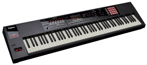 Roland FA-08 88 note Workstation Synthesizer