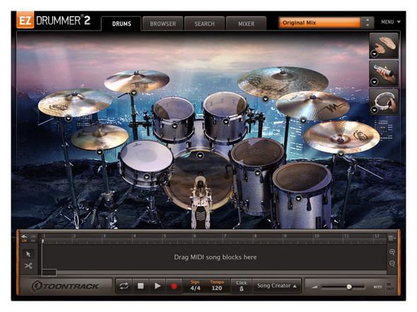 Toontrack EZX Randy Staub Rock Solid (Serial Download)