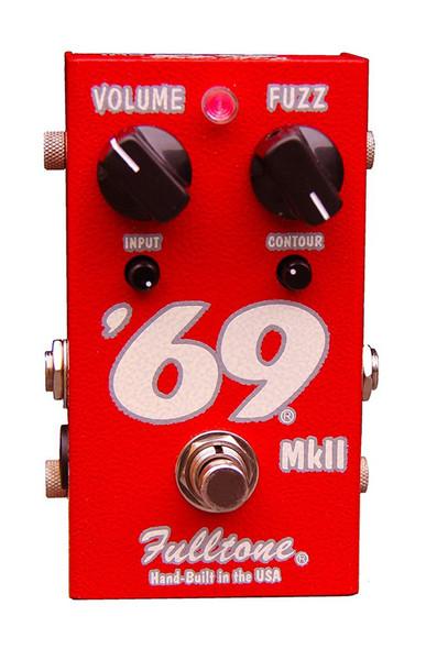 Fulltone 69 Mark 2 Fuzz Effects Pedal