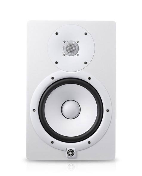 Yamaha HS8W Active Studio Monitor (Single, White)