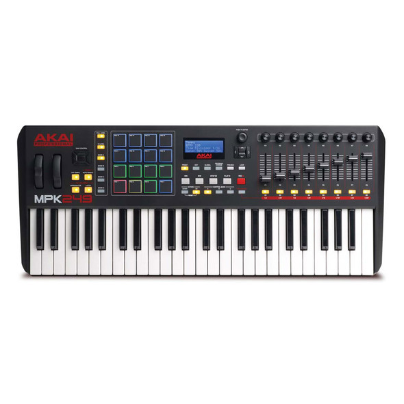 Akai MPK249 USB MIDI Controller Keyboard